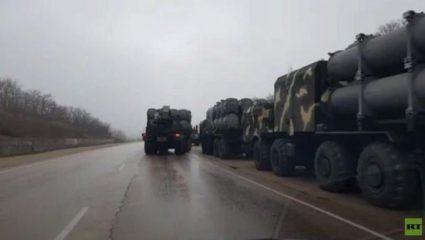 Σε θέση μάχης στην Κριμαία: Η Μόσχα γέμισε το Κερτς με πυραύλους