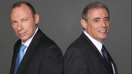 Χασαπόπουλος και Σαραντάκος μίλησαν για το «μαύρο» στο MEGA
