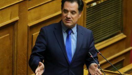 Γεωργιάδης: «O Tσίπρας έκλεισε το Mega»
