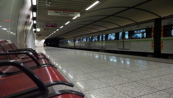 Ανοίγουν οι σταθμοί μετρό σε Σύνταγμα και Πανεπιστήμιο