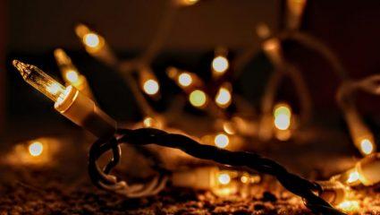 Πόσο ρεύμα καίνε τα χριστουγεννιάτικα λαμπάκια
