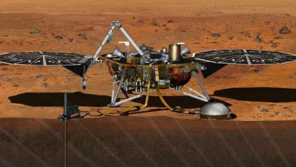 Έτσι ακούγεται ο άνεμος στον Άρη: Ηχογράφηση από το InSight της NASA (ΒΙΝΤΕΟ)