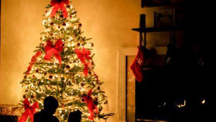 Έπιασε φωτιά το σπίτι του από το… χριστουγεννιάτικο δέντρο!