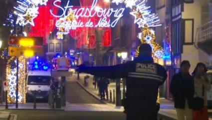 «Ω Θεέ μου!» Το ουρλιαχτό του τρόμου από την επίθεση στο Στρασβούργο (ΒΙΝΤΕΟ)