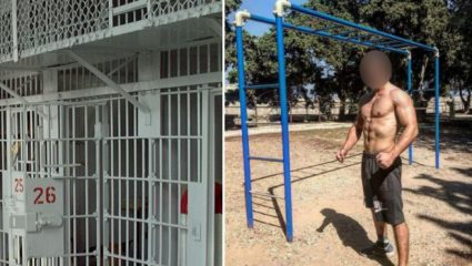 Δολοφονία φοιτήτριας στη Ρόδο: Αναγνώρισε 12 από τους κρατούμενους που του επιτέθηκαν ο 19χρονος