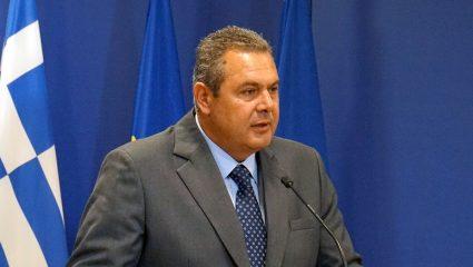 Τα γυρίζει ο Καμμένος: «Θα παραιτηθώ αν η συμφωνία φτάσει στη Βουλή»