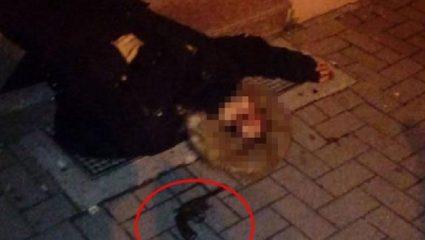 Βίντεο- ντοκουμέντο: Ο μακελάρης του Στρασβούργου πέφτει νεκρός δίπλα στο όπλο του