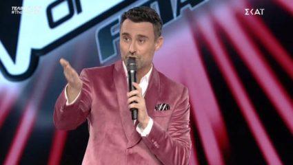 The Voice: Εκπληκτικός Καπουτζίδης, έκλεψε την παράσταση στον τελικό! – ΒΙΝΤΕΟ