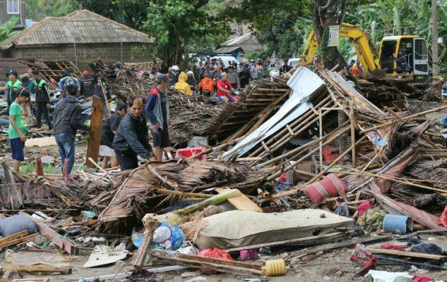 Τσουνάμι στην Ινδονησία: Στους 281 αυξήθηκαν οι νεκροί, πάνω από 1.000 τραυματίες - ΒΙΝΤΕΟ