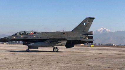 Εκσυγχρονίζονται τα F-16