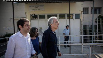 Διαφωνία εισαγγελέα για τη χορήγηση άδειας στον Δημήτρη Κουφοντίνα 60e23348eda