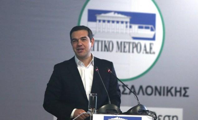 Το αστείο του Τσίπρα για το μετρό και τον ΠΑΟΚ - ΒΙΝΤΕΟ