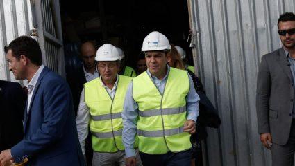 Διαμαρτυρίες για την παρουσία Τσίπρα στη Θεσσαλονίκη: «Είναι ανεπιθύμητος» (BINTEO)