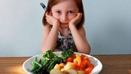 Γιατί το παιδί δεν τρώει το φαγητό του;