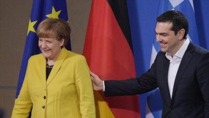 Έρχεται στην Αθήνα να πιέσει για τη Συμφωνία των Πρεσπών η Μέρκελ