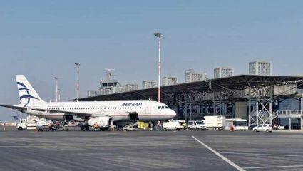 Θεσσαλονίκη: Περιπέτεια στον αέρα – Κεραυνός χτύπησε αεροπλάνο!