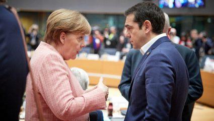 Στην Αθήνα το απόγευμα η Μέρκελ – Συνάντηση με τον Τσίπρα