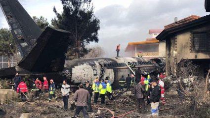 Αεροπορικό δυστύχημα στο Ιράν: Ο πιλότος μπέρδεψε τα αεροδρόμια!