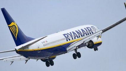 Ryanair: Τέλος οι πτήσεις Αθήνα – Θεσσαλονίκη