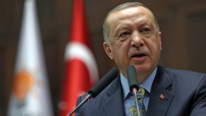 Προκαλεί ο Ερντογάν - Αποκαλεί τα Σκόπια «Μακεδονία»