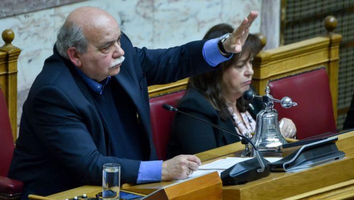 Επεισόδιο Γεννηματά - Βούτση στη Βουλή: «Μην με αναγκάσετε να σας κλείσω το μικρόφωνο»