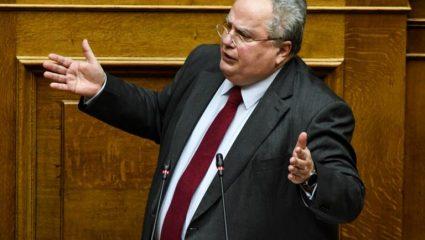 Ο Νίκος Κοτζιάς αποκαλύπτει το παρασκήνιο της διαπραγμάτευσης για τη Συμφωνία των Πρεσπών
