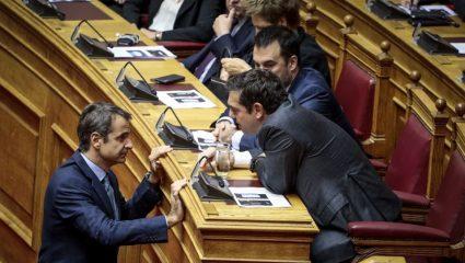 Ζητά debate Τσίπρα – Μητσοτάκη το Μαξίμου