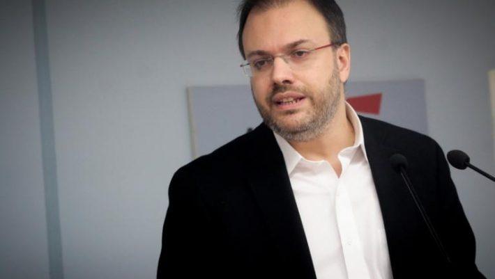 Καταγγελία βόμβα Θεοχαρόπουλου: «Μου πρόταθηκε θέση στο Επικρατείας για να καταψηφίσω τη Συμφωνία των Πρεσπών»