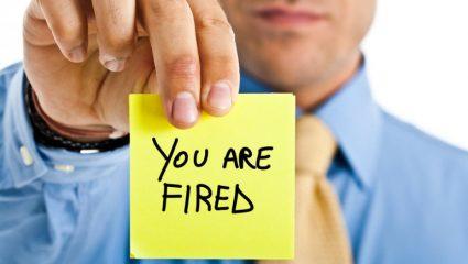 Αυτά είναι τα σημάδια που δείχνουν ότι μπορεί να απολυθείτε