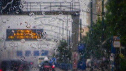 Καιρός: Ο Φοίβος φέρνει βροχές και χαλάζι