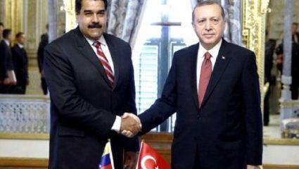 Ερντογάν σε Μαδούρο: «Αδερφέ μου κρατήσου – Η Τουρκία είναι μαζί σου»