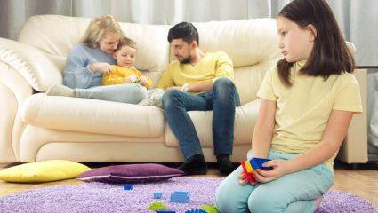 Πώς δείχνετε αδυναμία στο ένα παιδί χωρίς να το καταλαβαίνετε