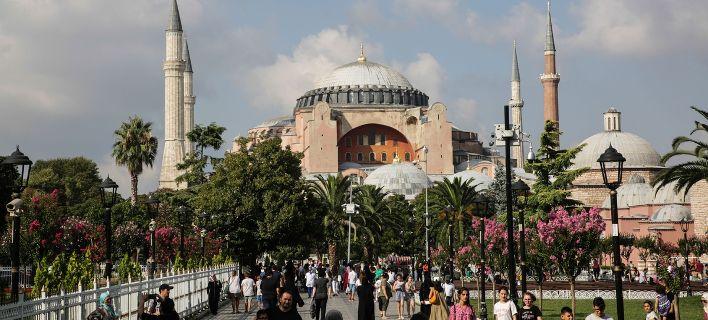 Να γίνει η Αγία Σοφία τζαμί ζητούν ξανά φανατικοί μουσουλμάνοι και καλούν σε συγκέντρωση!
