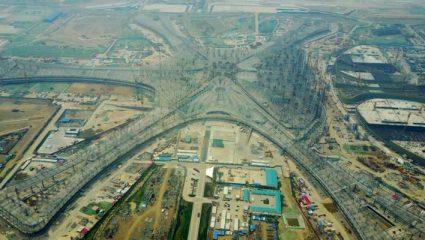 Κατασκευαστικό… αριστούργημα το νέο αεροδρόμιο του Πεκίνου (ΒΙΝΤΕΟ)