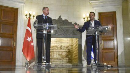 Συνάντηση Ερντογάν – Τσίπρα: Τα… καυτά ζητήματα που θα πέσουν στο τραπέζι