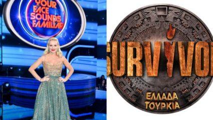 O μεγάλος νικητής της τηλεθέασης για Survivor και YFSF