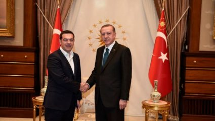 Der Spiegel: Ο Τσίπρας λέει για τον Ερντογάν «έντιμος τύπος, μαζί του ξέρεις πού βρίσκεσαι»