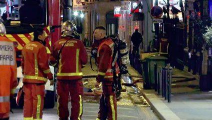 Πολύνεκρη πυρκαγιά στο Παρίσι, από τα παράθυρα καλούσαν σε βοήθεια οι ένοικοι (ΒΙΝΤΕΟ)