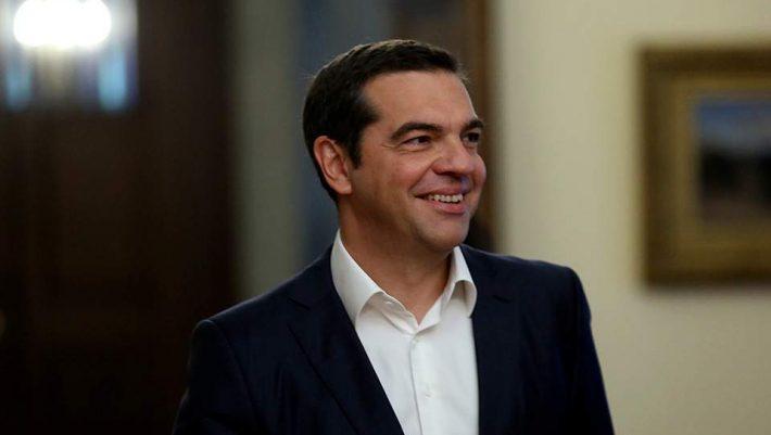Τρέλανε τον Τούρκο ζαχαροπλάστη ο Τσίπρας: «Τον αγαπώ»!
