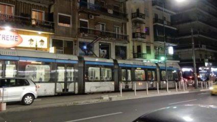 Μετά από 42 χρόνια το τραμ ξαναβγήκε στους δρόμους του Πειραιά (BINTEO)