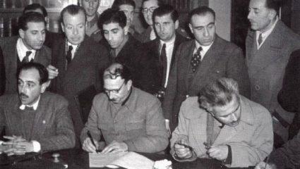 Σαν σήμερα: Η Συμφωνία της Βάρκιζας