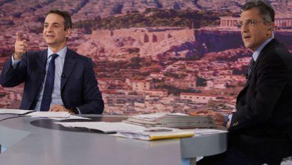 Η απίστευτη ατάκα του Αυτιά για την υποψηφιότητά του με τη ΝΔ που άφησε με ανοιχτό το στόμα τον Κυριάκο Μητσοτάκη
