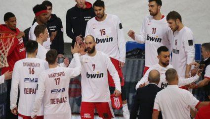 Στον τελικό του κυπέλλου μπάσκετ ο Παναθηναϊκός – Δεν κατέβηκε ο Ολυμπιακός στο δεύτερο ημίχρονο