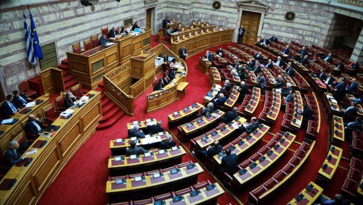 Το VAR έγινε... VAN στη Βουλή - ΒΙΝΤΕΟ