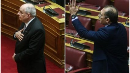 Νέο επεισόδιο Κουίκ-Καμμένου στην Ολομέλεια της Βουλής