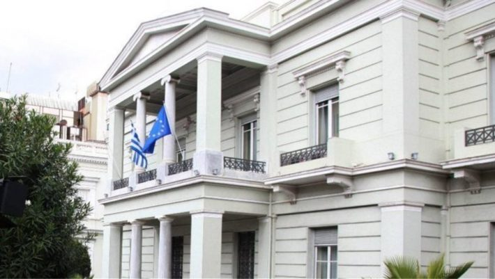 «Ελλάδα και Αλβανία έχουν καθορισμένα σύνορα», λένε στο ΥΠΕΞ