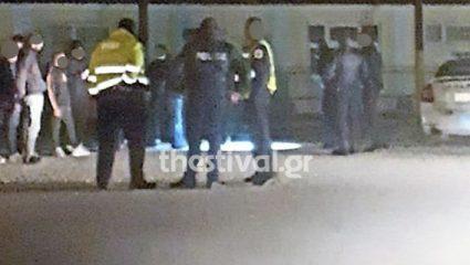 Συμπλοκές μεταξύ οπαδών στη Θεσσαλονίκη -Στο νοσοκομείο 23χρονος που τραυματίστηκε στο κεφάλι