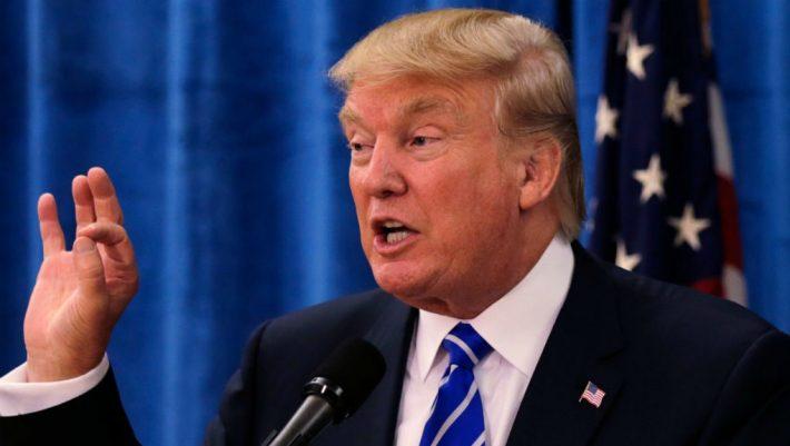 Προειδοποιεί τους υποστηρικτές του Μαδούρο ο Τραμπ: «Θα χάσετε τα πάντα»