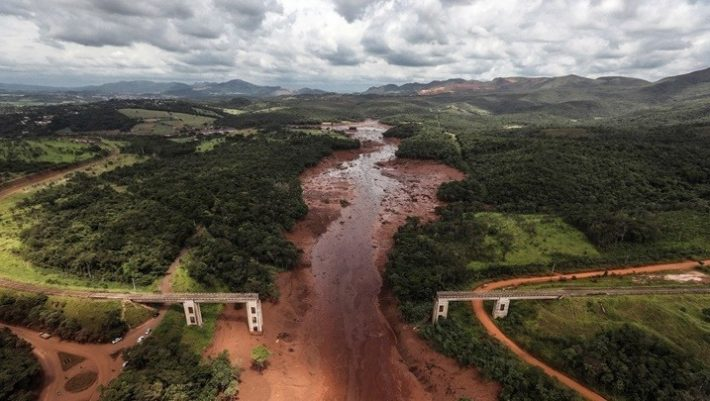 Στους 169 οι νεκροί από την κατάρρευση του φράγματος στη Βραζιλία