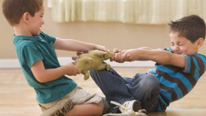 Τα παιδιά με πολλά αδέλφια πέφτουν πιο συχνά θύματα bullying μέσα στην οικογένεια